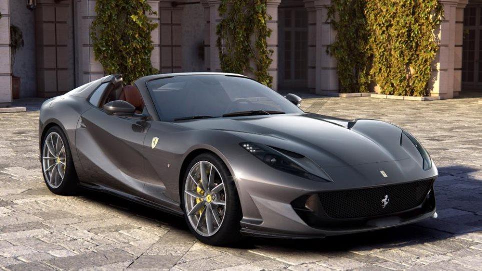 Ferrari 812 GTS  V12  800 ΗΡ - Φωτογραφία 1