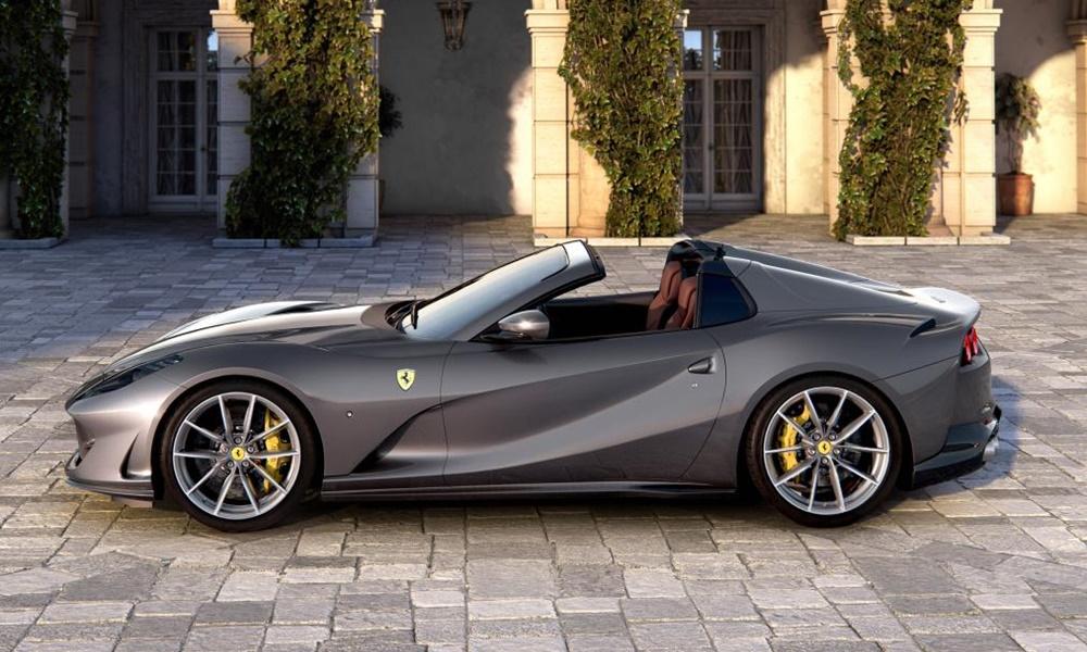 Ferrari 812 GTS  V12  800 ΗΡ - Φωτογραφία 2