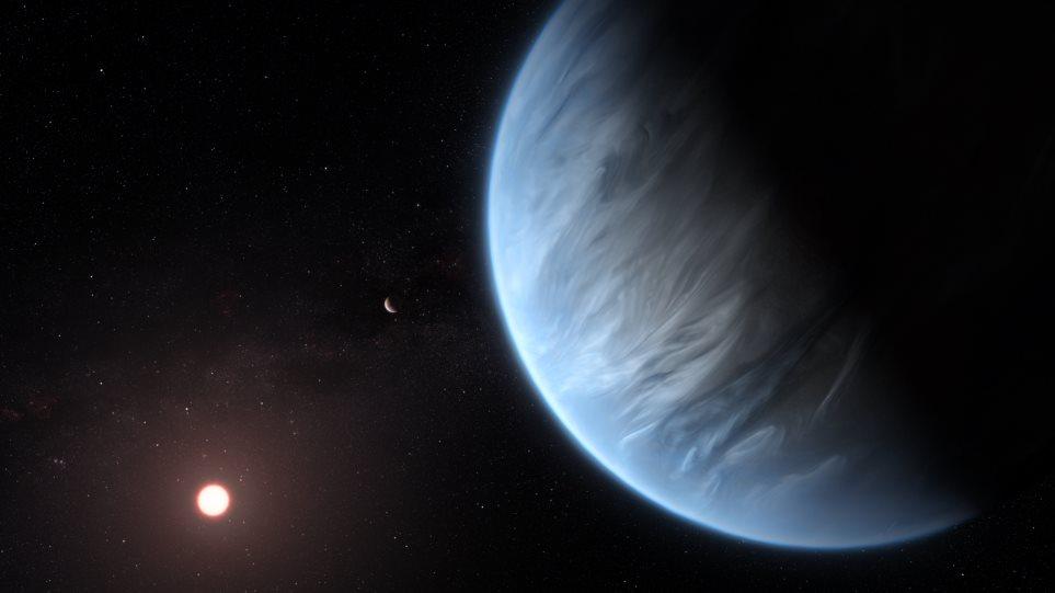 Έλληνας αστρονόμος βρήκε νερό σε εξωπλανήτη! - Φωτογραφία 1