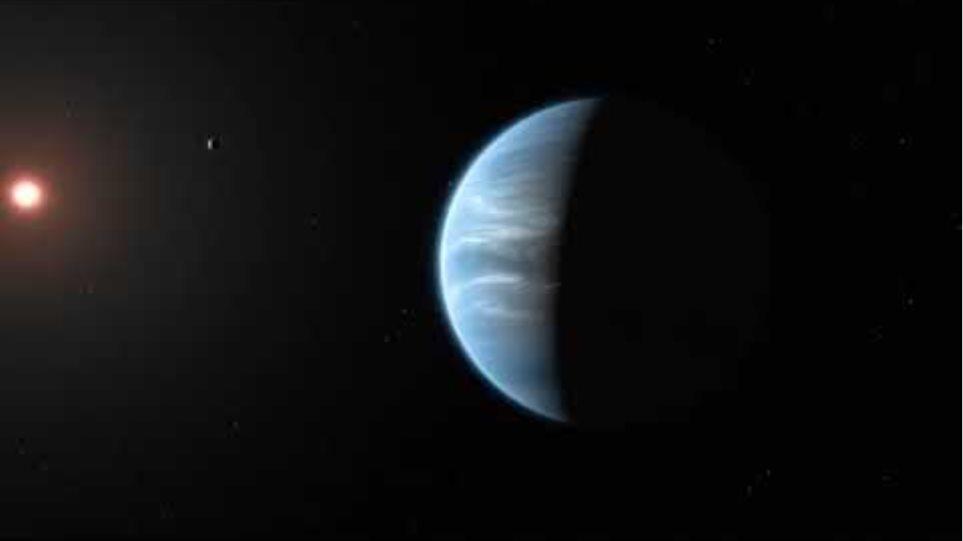 Έλληνας αστρονόμος βρήκε νερό σε εξωπλανήτη! - Φωτογραφία 2