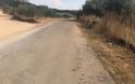 Κατούνα: Εργασίες ασφαλτόστρωσης από Δασσύλιο μέχρι Τρύφου (φωτο)