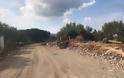Κατούνα: Εργασίες ασφαλτόστρωσης από Δασσύλιο μέχρι Τρύφου (φωτο) - Φωτογραφία 11