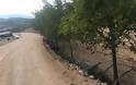 Κατούνα: Εργασίες ασφαλτόστρωσης από Δασσύλιο μέχρι Τρύφου (φωτο) - Φωτογραφία 15