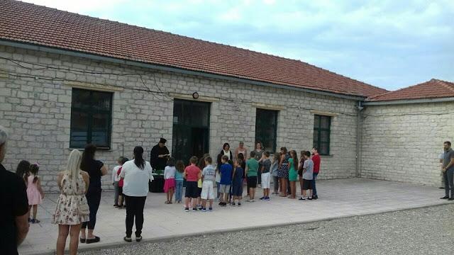 «Πρώτο κουδούνι» με «κολοβή» παρουσία δασκάλων μετά τον υποβιβασμό του Δημοτικού Σχολείου ΑΡΧΟΝΤΟΧΩΡΙΟΥ - Φωτογραφία 1