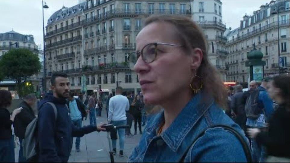 Απεργία στα μέσα μεταφοράς «παραλύει» το Παρίσι - Φωτογραφία 3