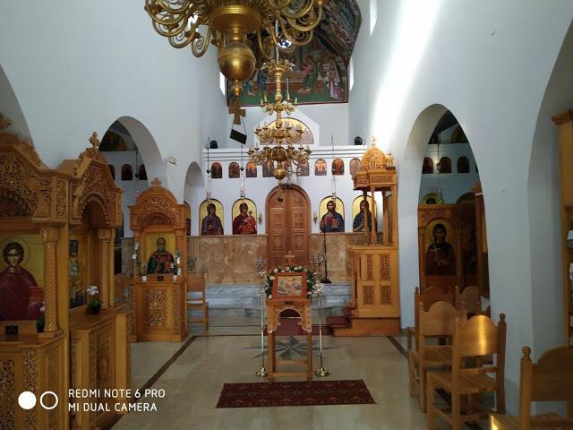 Πολύ όμορφη η προσκυνηματική εκδρομή της ενορίας ΠΛΑΓΙΑΣ στο μοναστήρι της Αγίας Παρασκευής στο Καναλάκι! - Φωτογραφία 5