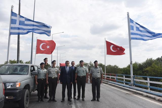 Επίσκεψη ΥΕΘΑ Νικόλαου Παναγιωτόπουλου στην Αλεξανδρούπολη - Φωτογραφία 11
