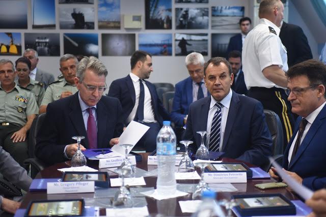 Επίσκεψη ΥΕΘΑ Νικόλαου Παναγιωτόπουλου στην Αλεξανδρούπολη - Φωτογραφία 7