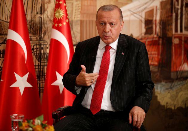 Ερντογάν για ανατολική Μεσόγειο: Ανά πάσα στιγμή μπορεί να γίνει οτιδήποτε - Φωτογραφία 1