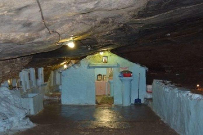 Παναγία Σπηλιανή : Το εκκλησάκι που βρίσκεται μέσα σε μια σπηλιά - Φωτογραφία 1
