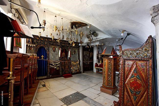 Παναγία Σπηλιανή : Το εκκλησάκι που βρίσκεται μέσα σε μια σπηλιά - Φωτογραφία 3