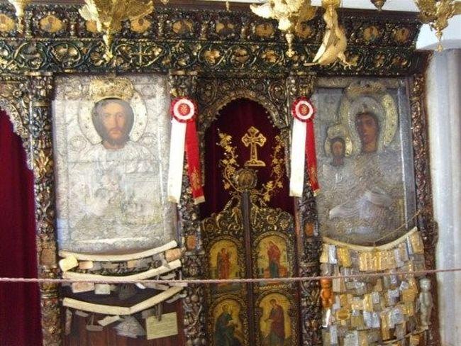Παναγία Σπηλιανή : Το εκκλησάκι που βρίσκεται μέσα σε μια σπηλιά - Φωτογραφία 4
