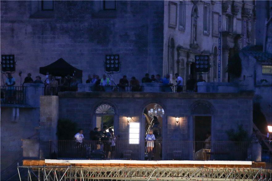 Τζέιμς Μποντ: Φωτογραφίες από τα γυρίσματα της Λέα Σεϊντού - Φωτογραφία 2