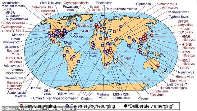 Εφιαλτικό σενάριο: Ασθένεια που μοιάζει με γρίπη μπορεί να σκοτώσει 80 εκατ. ανθρώπους - Φωτογραφία 2