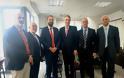 Συνάντηση Νεκτάριου Φαρμάκη με τον Αμερικανό Πρέσβη Τζέφρι Πάιατ - Φωτογραφία 2