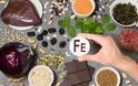 Τροφές με σίδηρο: Ποιες είναι οι κορυφαίες [λίστα, vid]