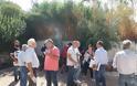 ΑΣΤΑΚΟΣ: Περιοδεία ΚΟΒ Αστακού του ΚΚΕ με επικεφαλής τον βουλευτή Νίκο Παπαναστάση - (ΦΩΤΟ)