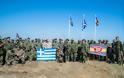 Επίσκεψη ΥΦΕΘΑ Αλκιβιάδη Στεφανή στην Περιοχή Ευθύνης του Δ΄ Σώματος Στρατού