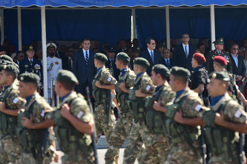 Το μήνυμα του υπουργού Άμυνας στην Τουρκία: Να πάψουν οι έκνομες και βάρβαρες συμπεριφορές - Φωτογραφία 7