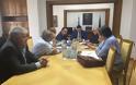 Συνάντηση συντονιστικού οργάνου φορέων ΠΦΥ με την ηγεσία του Υπουργείου Υγείας