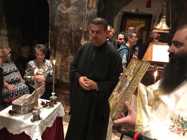 Η εορτή της Συνάξεως της Υπεραγίας Θεοτόκου της Μυρτιωτίσσης - Φωτογραφία 16