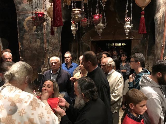Η εορτή της Συνάξεως της Υπεραγίας Θεοτόκου της Μυρτιωτίσσης - Φωτογραφία 23