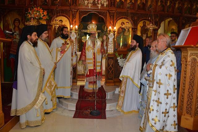 Εγκαίνια  Ιερού  Ναού  Αγίου  Αθανασίου  Γιαννουζίου - Φωτογραφία 18