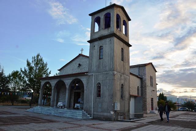 Εγκαίνια  Ιερού  Ναού  Αγίου  Αθανασίου  Γιαννουζίου - Φωτογραφία 4