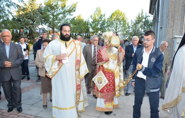 Εγκαίνια  Ιερού  Ναού  Αγίου  Αθανασίου  Γιαννουζίου - Φωτογραφία 5