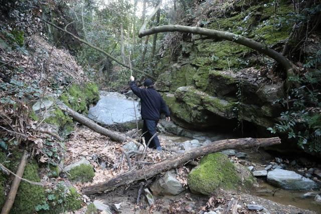 12579 - Αγιορείτικες φυσικές ομορφιές. Φωτογραφικό ταξίδι σε καταρράκτη κοντά στο Βατοπαίδι - Φωτογραφία 10