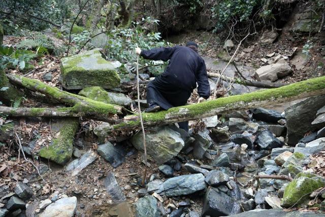 12579 - Αγιορείτικες φυσικές ομορφιές. Φωτογραφικό ταξίδι σε καταρράκτη κοντά στο Βατοπαίδι - Φωτογραφία 20