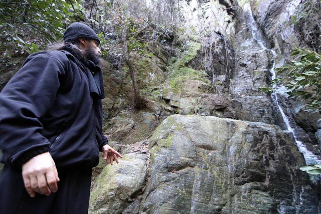 12579 - Αγιορείτικες φυσικές ομορφιές. Φωτογραφικό ταξίδι σε καταρράκτη κοντά στο Βατοπαίδι - Φωτογραφία 35