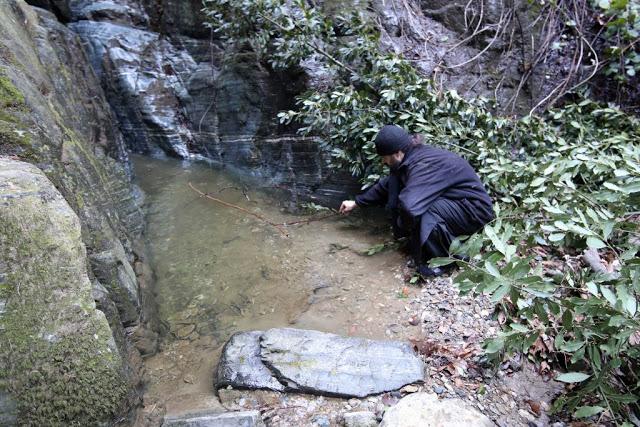 12579 - Αγιορείτικες φυσικές ομορφιές. Φωτογραφικό ταξίδι σε καταρράκτη κοντά στο Βατοπαίδι - Φωτογραφία 37