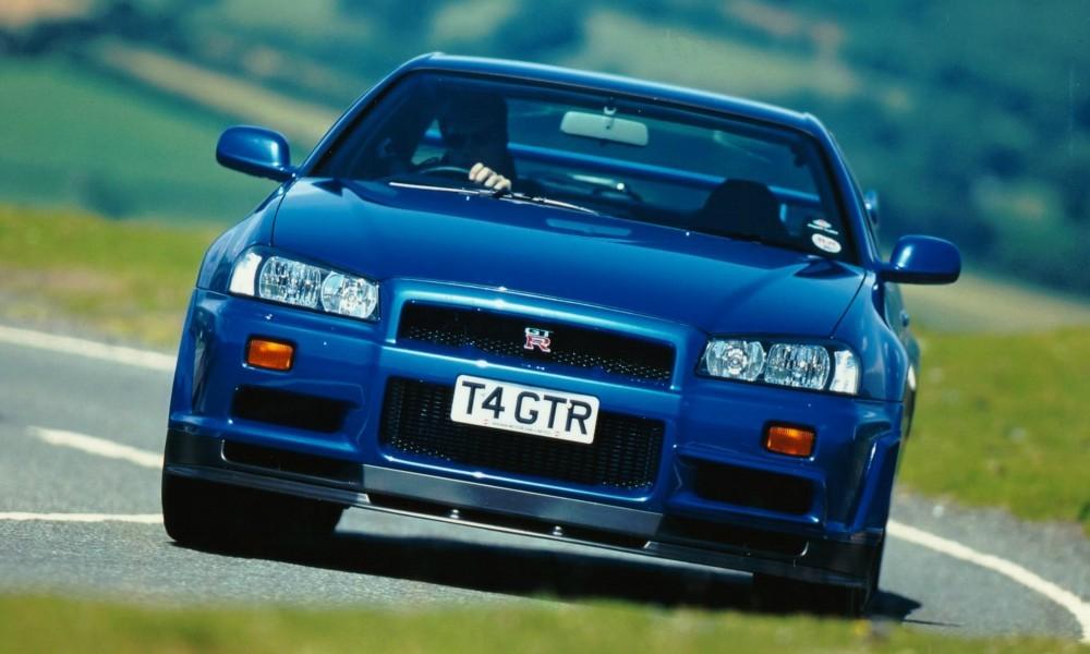 Nissan Skyline GT-R - Φωτογραφία 1