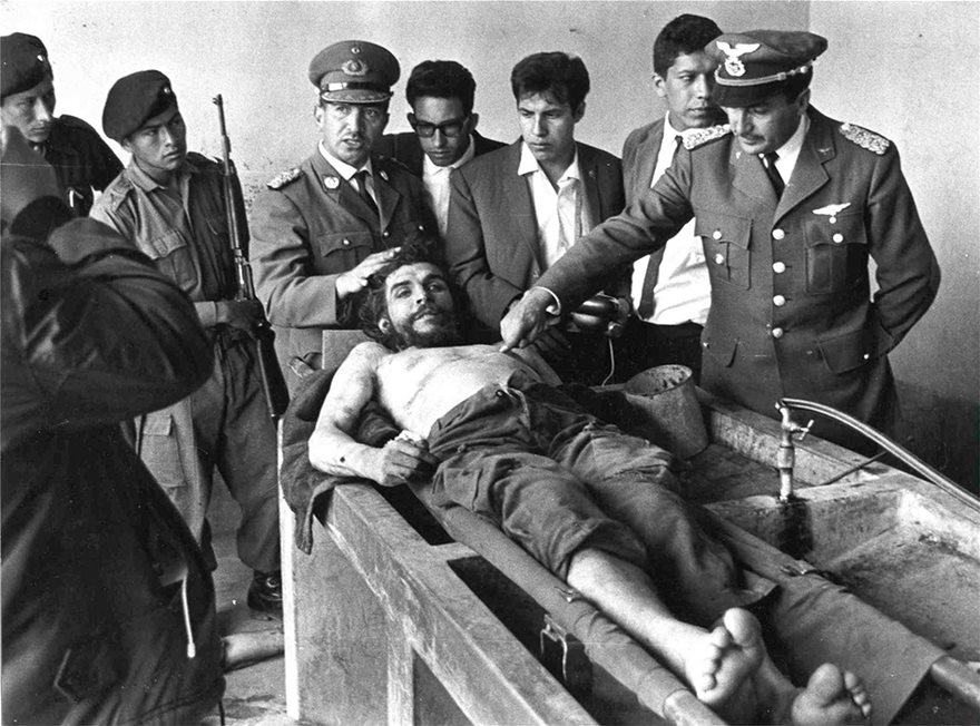 Τσε Γκεβάρα: Οι τελευταίες ώρες του επαναστάτη Κομαντάντε - Φωτογραφία 6