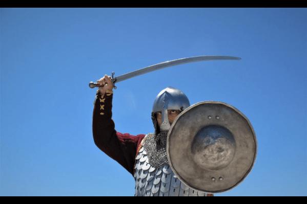 Εργαστήρι Βυζαντινής σπάθης στη Ρόδο - Φωτογραφία 1