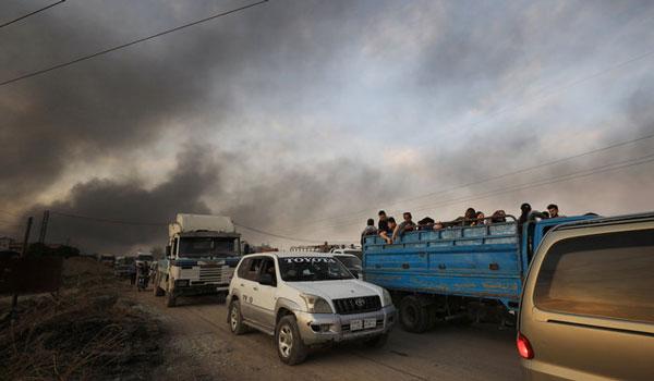 Συρία: Πάνω από 181 στόχους έπληξαν οι Τούρκοι - Φωτογραφία 1