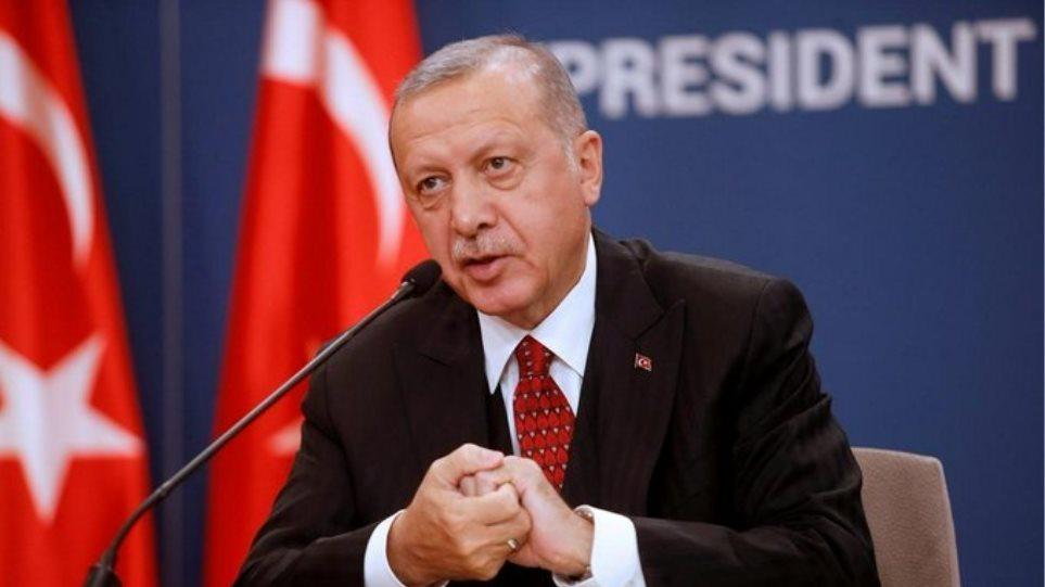 Ο Ερντογάν διαψεύδει τις πληροφορίες για απόδραση τζιχαντιστών στη Συρία - Φωτογραφία 1