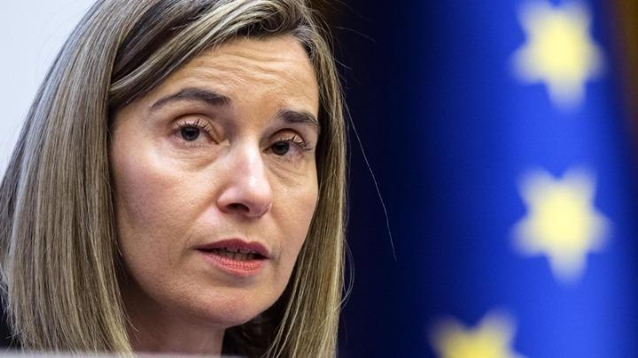 Μογκερίνι: Ομόφωνη απόφαση της Ε.Ε. κατά Τουρκίας -Για Συρία και ΑΟΖ Κύπρου - Φωτογραφία 1