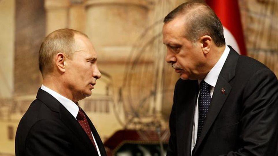 Ρωσία: Βρισκόμαστε σε επαφή με την Τουρκία για την επιχείρηση στη Συρία - Φωτογραφία 1