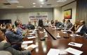 Ευρεία σύσκεψη του Συντονιστικού Οργάνου των ιδιωτικών Φορέων Πρωτοβάθμιας Φροντίδας Υγείας στα γραφεία του ΙΣΑ
