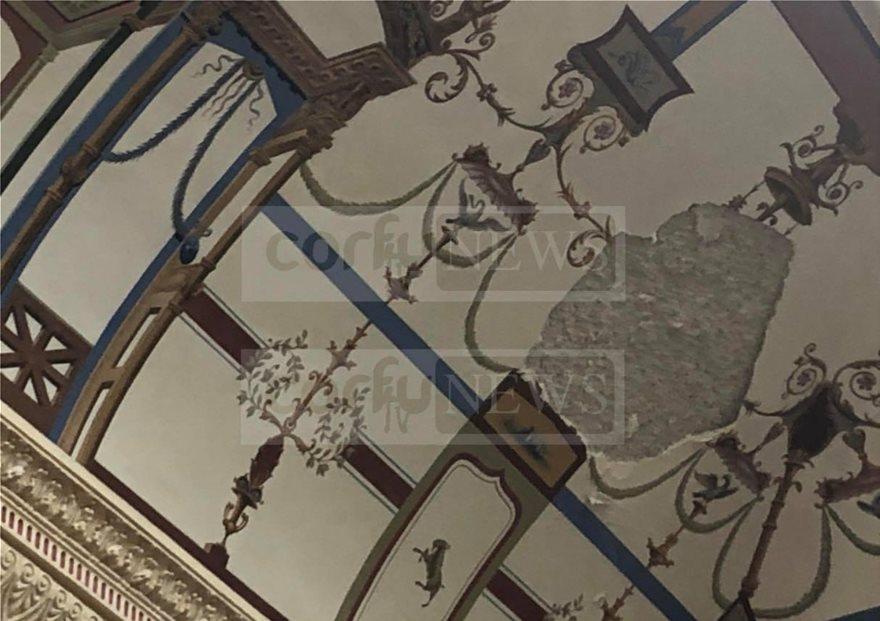 Κέρκυρα: Εικόνες ντροπής - Εγκαταλελειμμένο το Αχίλλειο - Φωτογραφία 22