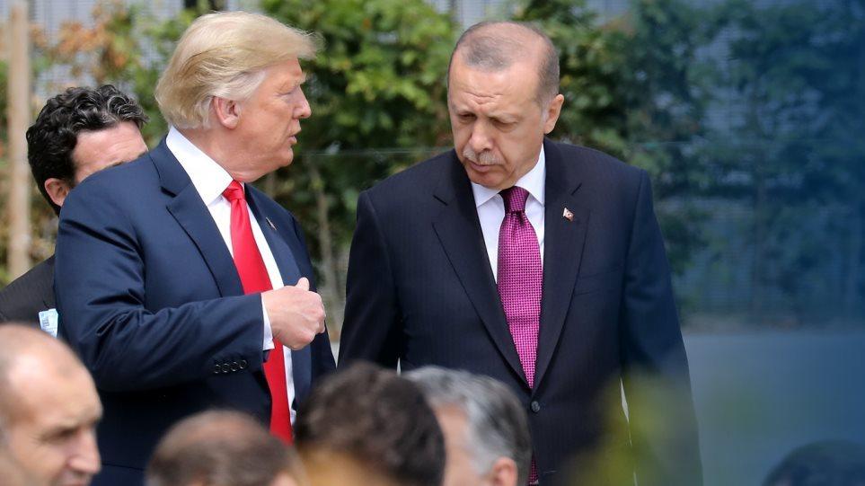 Βαθαίνει η κόντρα ΗΠΑ - Τουρκίας: Κυρώσεις - αντίποινα ετοιμάζει η Άγκυρα - Φωτογραφία 1