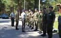 Επίσκεψη Αρχηγού Γενικού Επιτελείου Στρατού στο Κέντρο Εκπαιδεύσεως Πυροβολικού και Υλικού Πολέμου - Φωτογραφία 3