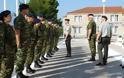Επίσκεψη Αρχηγού Γενικού Επιτελείου Στρατού στο Κέντρο Εκπαιδεύσεως Πυροβολικού και Υλικού Πολέμου - Φωτογραφία 5