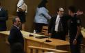Ενταση μεταξύ των δικηγόρων των κατηγορουμένων στη δίκη της Χρυσής Αυγής