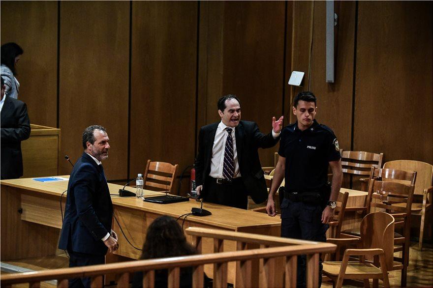 Δίκη Χρυσής Αυγής: Ο Μίχος διαψεύδει τη Ζαρούλια - Ο Μιχαλολιάκος ήξερε για τη δολοφονία Φύσσα - Φωτογραφία 3