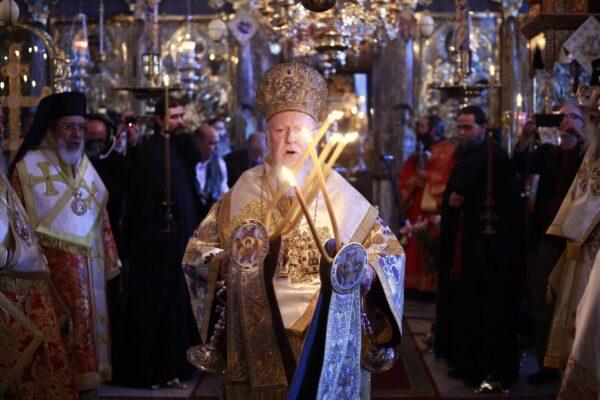 12628 - Η Θεία Λειτουργία ιερουργούντος του Οικουμενικού Πατριάρχη στην Αθωνική Πολιτεία- Στιγμές κατάνυξης και ψυχικής αγαλλίασης (φωτογραφίες) - Φωτογραφία 1