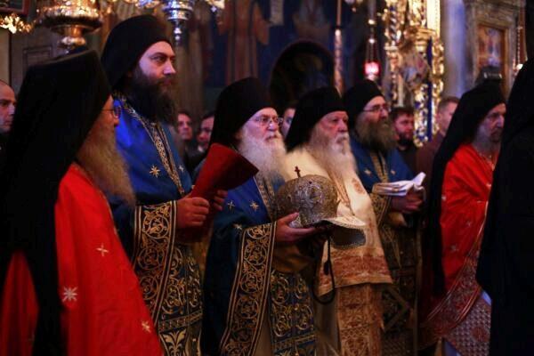 12628 - Η Θεία Λειτουργία ιερουργούντος του Οικουμενικού Πατριάρχη στην Αθωνική Πολιτεία- Στιγμές κατάνυξης και ψυχικής αγαλλίασης (φωτογραφίες) - Φωτογραφία 12