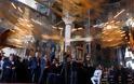 12628 - Η Θεία Λειτουργία ιερουργούντος του Οικουμενικού Πατριάρχη στην Αθωνική Πολιτεία- Στιγμές κατάνυξης και ψυχικής αγαλλίασης (φωτογραφίες) - Φωτογραφία 24